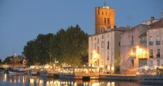 The City of Agde