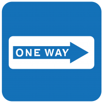 infos on the one-way with self drive penichette in Belgium