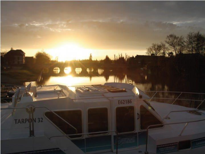 Boating Holidays with Tarpon 32 - At the Dawn
