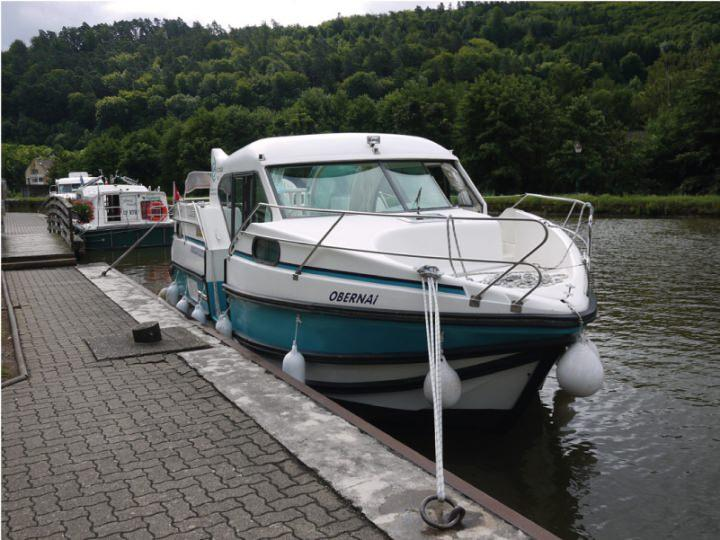 Boating Holidays with Confort 900 A - ext 4