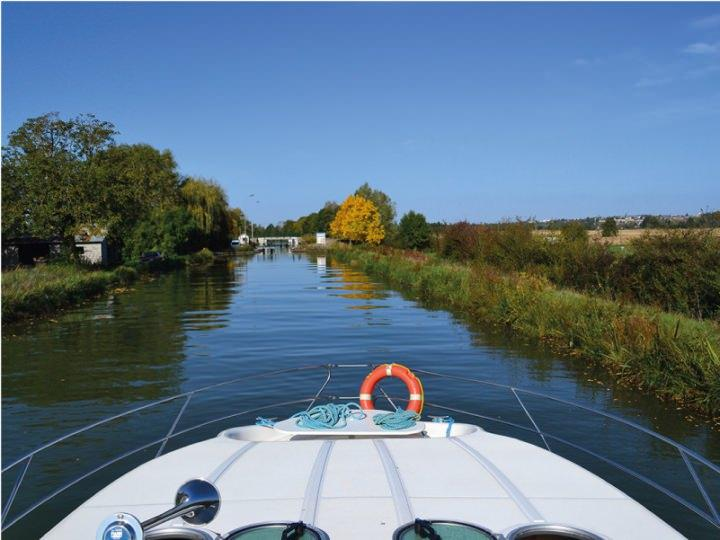 Boating Holidays with Estival Quattro - ext 6