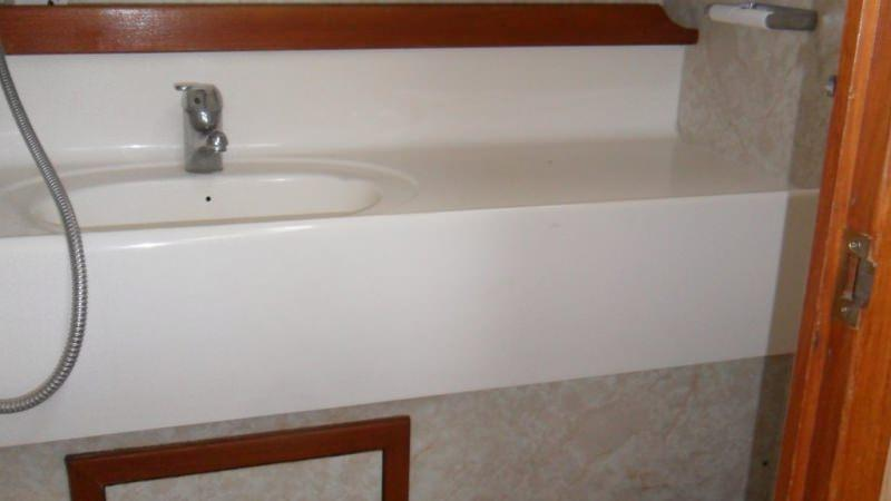 Haines 40 - Barthroom with Electric Toilet