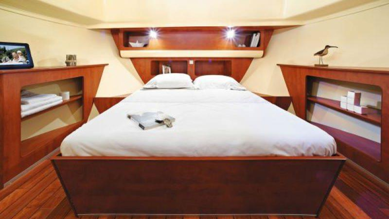 Estival Quattro S - Large Front Cabin with a Double Bed