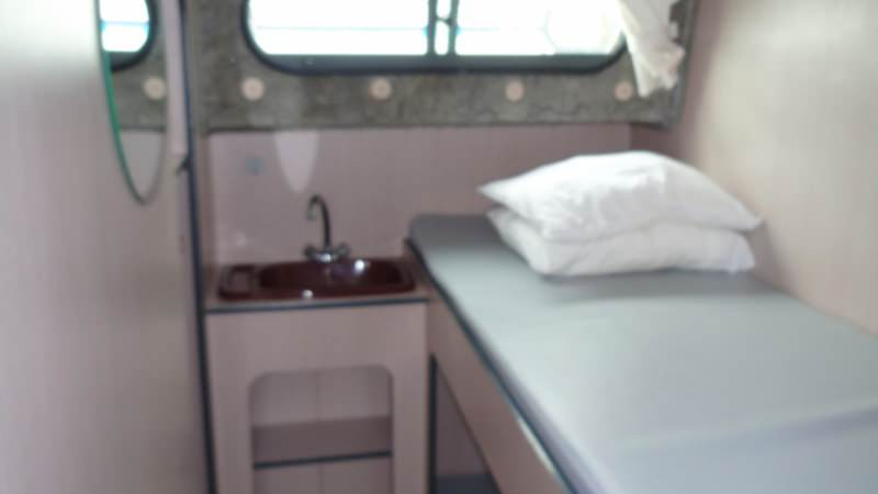 Sedan 1160 A - Middle Starboard Cabin with 2 Bunk Beds