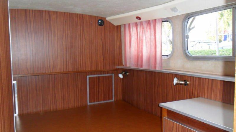 Penichette 935 W - Front Cabin with a Double Bed