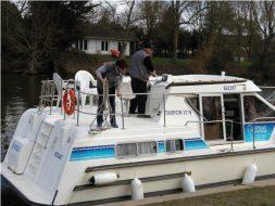3 Cabins , ideal for 4 Adults and 3 Children