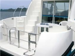 A Great Sundeck at the Rear