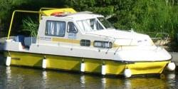 Canal Boating Holidays with Triton 860