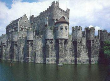 discover Canal Boating Holidays in Gent by sailing in a self drive barge Belgian canals - Brugge