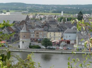 discover Victory Tour in Givet by sailing in a self drive barge Ardennes