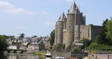 The Château de Josselin