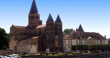The Basilica of Paray le Monial