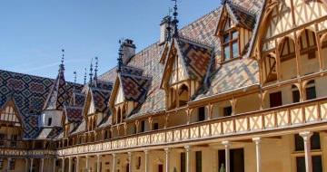 The hospices of Beaune
