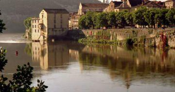 The town of Cahors