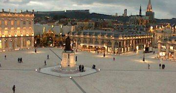 Saint Stanislas place in Nancy