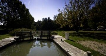 River Boating on the Charente