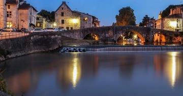 Nérac, the Old Bridge