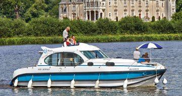 Boating Holidays with estivale quattro
