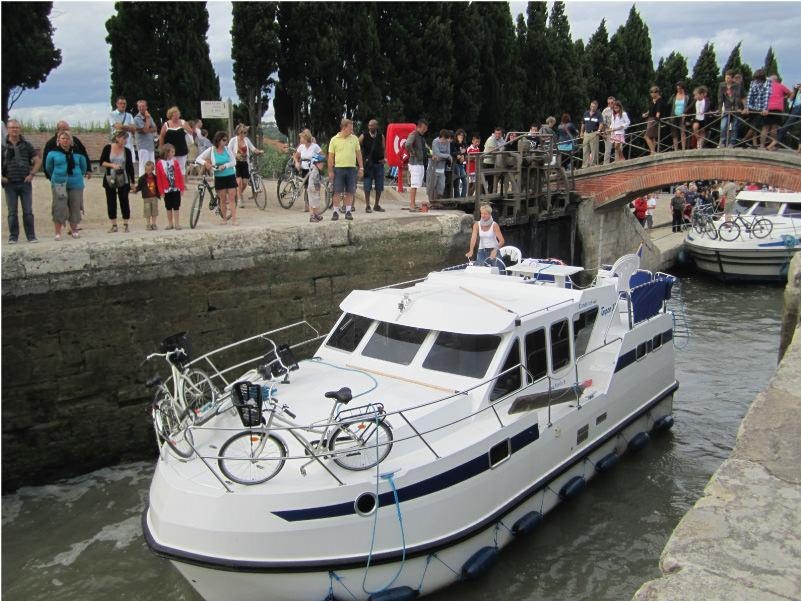 how to get a boat license in france